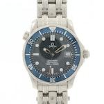 Omega Seamaster 300M Mid-Size Stainless Steel Quartz Wristwatch