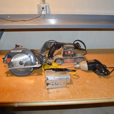 Skilsaw Circular Saw and Other Power Tools