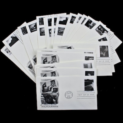 Group of Seventy-Five U.S. First Day Covers