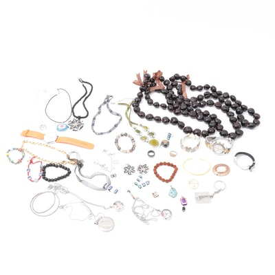 Costume Jewelry Featuring Nine West
