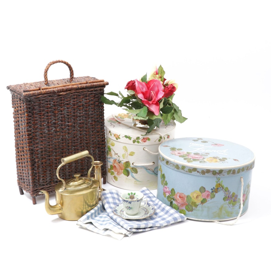 English Countryside Tea Time Assortment