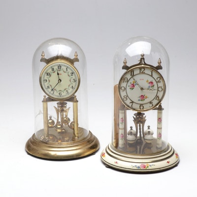 Kieninger Obergfel Kundo German Anniversary Clocks