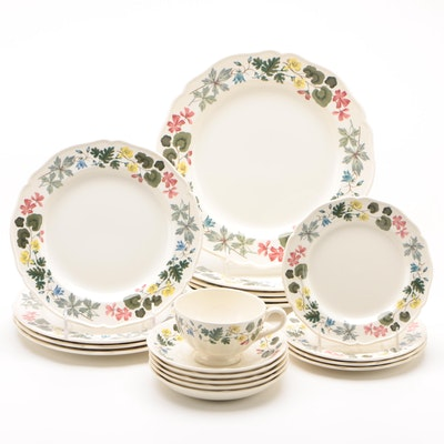 "Wedgwood ""Richmond"" China Dinnerware, 1965 - 1973"