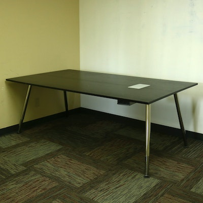 IKEA Galant Conference Room Table, Contemporary