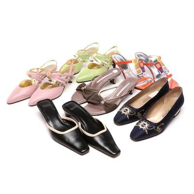 Donald J Pliner Heeled Sandals and Other Designer Shoes
