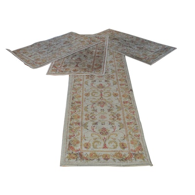 "Machine Made Sphinx ""Allure"" Nylon Runner and Accent Rugs"