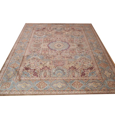 "Machine Made Couristan ""Royal Kashimar"" Wool Area Rug"
