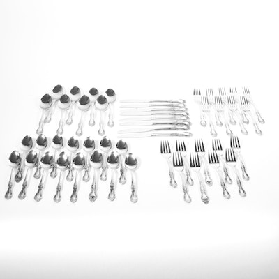 Rebacraft Stainless Flatware, 49 Piece, Placesettings for Eight