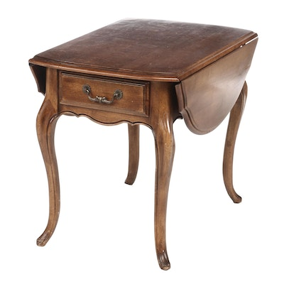 Ethan Allen French Provincial Style End Table