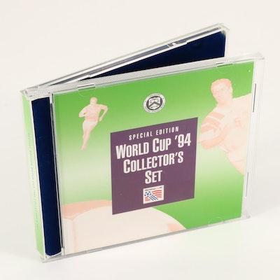 Special Edition World Cup 1994 Collector's Set