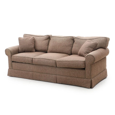 Norwalk Upholstered Sofa, Contemporary