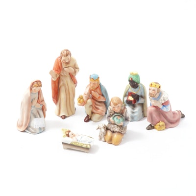 Goebel Nativity Figurine Set