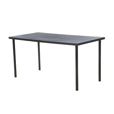 IKEA Adils Wood Laminate Office Table, Contemporary