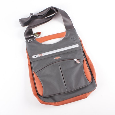 Tumi Ducati Nylon Small Messenger Bag