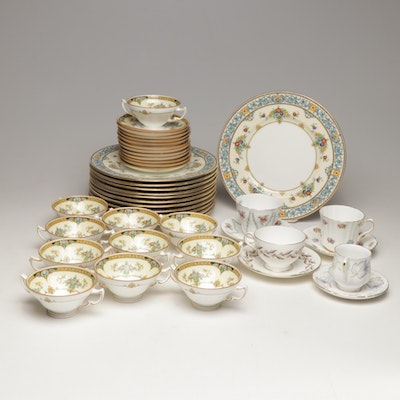Minton China Dinnerware with Additional Bone China Collection
