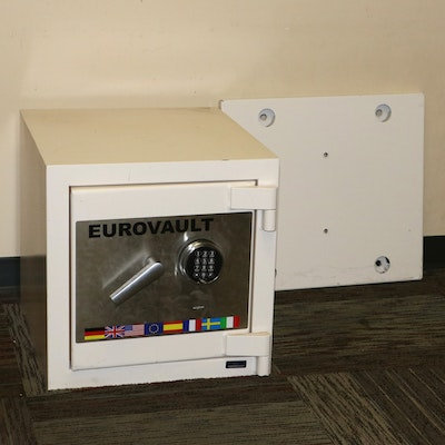 Eurovault Commercial Safe with Bolting Plate