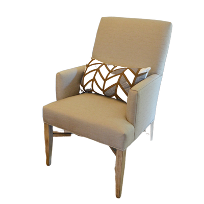"Fairfield ""Laurens"" Occasional Armchair, Contemporary"