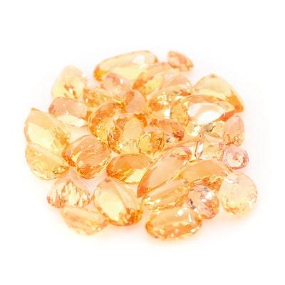 Loose 50.93 CTW Topaz Gemstones