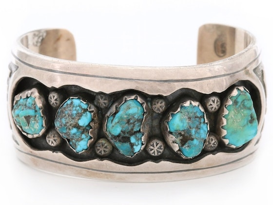 Southwestern & Mexican Jewelry, Art, Antique Books & More