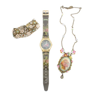 Michael Negrin Jewelry and Watch