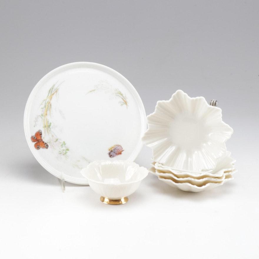 Lenox and Haviland Porcelain Tableware