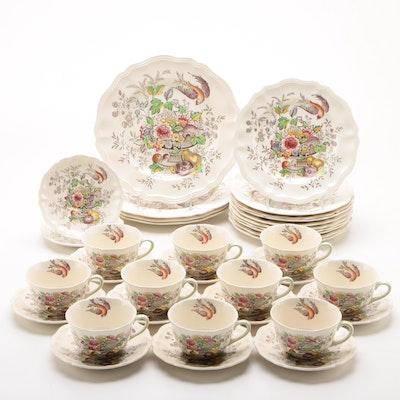 "Royal Doulton ""Hampshire"" Earthenware Dinnerware, 1940–1961"