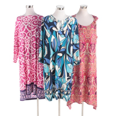 Chico's Brand Printed Dresses