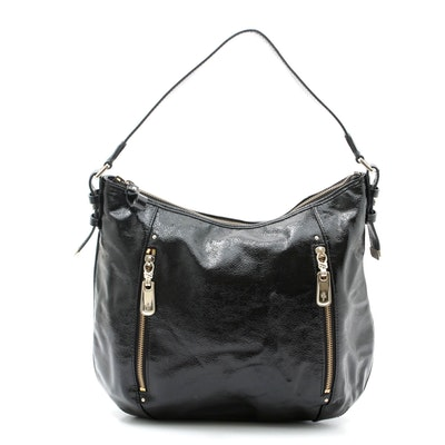 "Cole Haan ""Essex Parker"" Patent Leather Handbag"