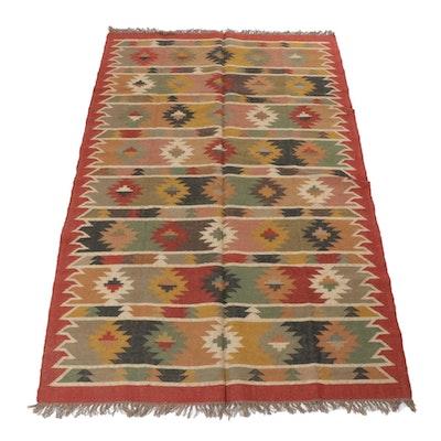 Handwoven Turkish Anatolian Kilim Rug