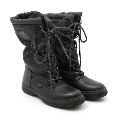 Coach New York Sage Cold Weather Boots in Black