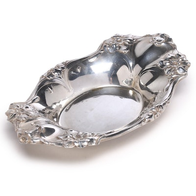 Reed & Barton Sterling Silver Candy/Nut Dish, circa 1940s