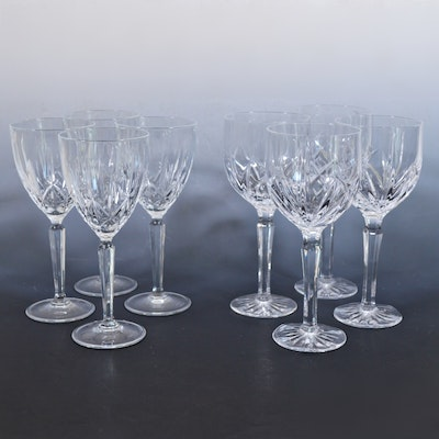 """Marquis by Waterford """"Markham"""" Crystal Stemware"""