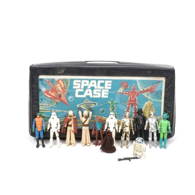 "GMFGI Space Case ""Star Wars: A New Hope"" Action Figures"