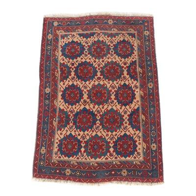 Antique SW Persian Afshar Carpet, Circa 1910