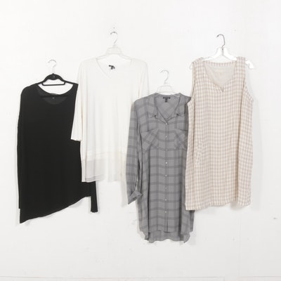 Eileen Fisher Blouses and Dresses