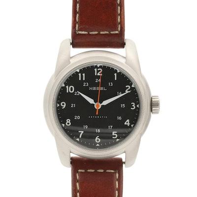 Hemel 24 HM1 Stainless Steel Automatic Wristwatch