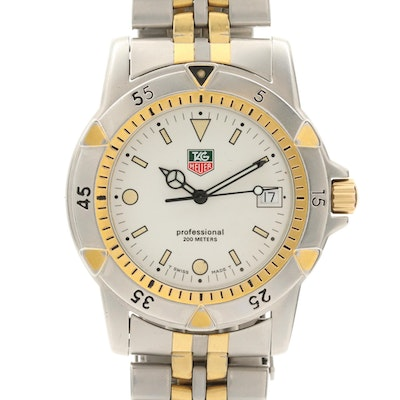 TAG Heuer 1500 Series Stainless Steel Wristwatch