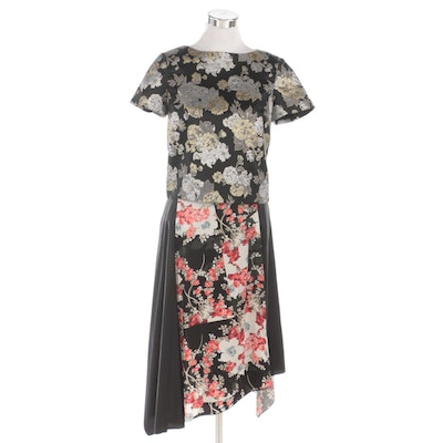 Alice + Olivia and Rag & Bone New York Floral Top and Skirt