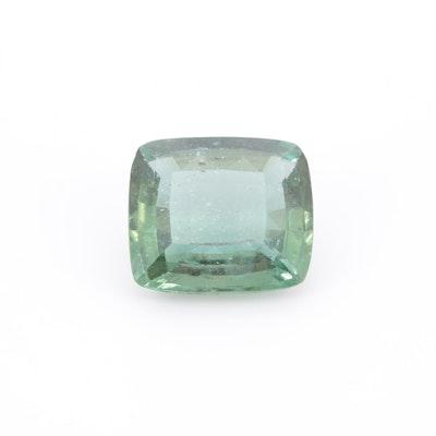 Loose 5.11 CT Apatite Gemstone