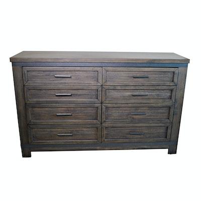 "Liberty Furniture ""Thornwood Hills"" Eight Drawer Dresser"