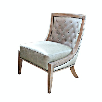 "Four Hands ""Monroe"" Occasional Chair, Contemporary"