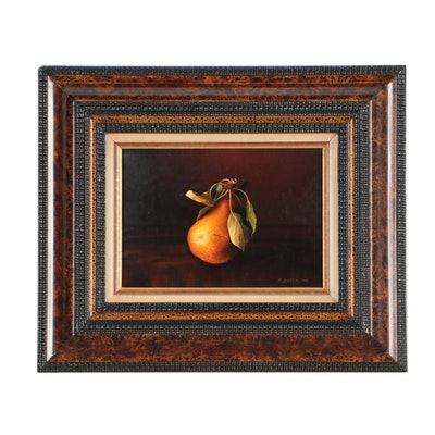 Frederic Baccalino Still Life Oil Painting