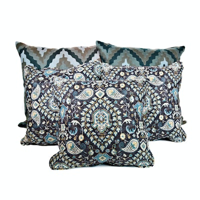 Pacific Coast Feather Accent Pillows and Other Foam Pillows