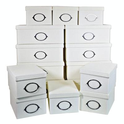 Closet Storage Box Collection