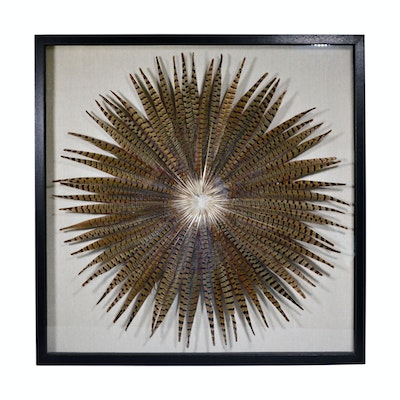 Revelation by Uttermost Feather Wall Art