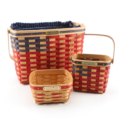 Bradford Basket Company Handwoven Baskets, 1990s–2000s