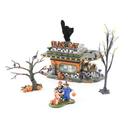 Department 56 Halloween Décor Figurines