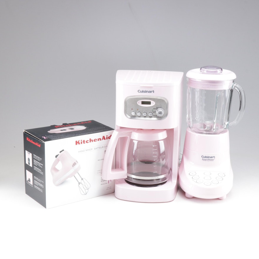 Cuisinart and KitchenAid \