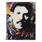"""Signed """"Peter Max A Retrospective: Eastern Europe Museum Tour"""""""