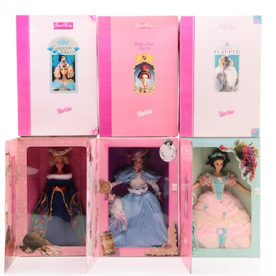 """Barbie """"The Great Eras Collection"""" Volume 1-6"""